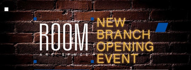 ROOM's New Branch Opening at ROOM Art Space