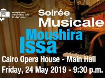 'Soiree Musical' at Cairo Opera House