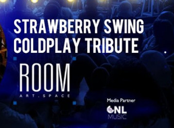 Strawberry Swing at ROOM Art Space