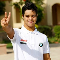 Mohamed Al-Husseini: First Person With Down Syndrome to be Appointed as Spokesperson of the United Nations High Commission on Disability in Egypt
