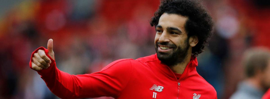 WATCH: Mohamed Salah Teams Up With Adidas to Combat Marine Plastic Pollution