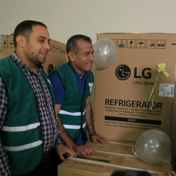 LG Egypt Facilitates the Marriage of 30 Young Adults