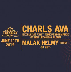Alt Tuesday ft. Charls Ava / Malak Helmy (Debut) @ Cairo Jazz Club