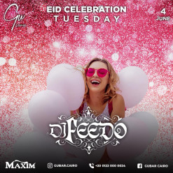 Eid Celebration ft. DJ Feedo @ Gŭ Lounge