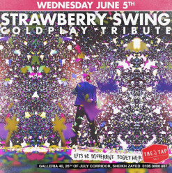 Coldplay Tribute ft. Strawberry Swing @ The Tap West