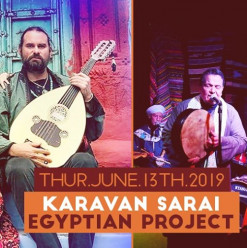 Karavan Sarai / Egyptian Project @ Cairo Jazz Club