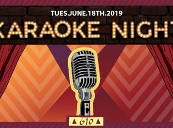 Karaoke Night! @ Cairo Jazz Club 610