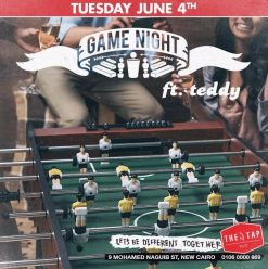 Game Night ft. DJ Teddy @ The Tap East