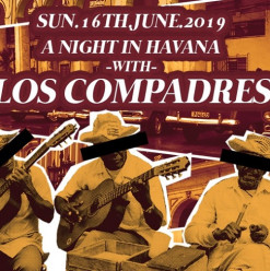 A Night in Havana ft. Los Compadres @ Cairo Jazz Club