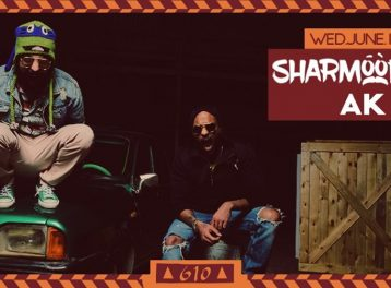 Sharmoofers / DJ AK @ Cairo Jazz Club 610