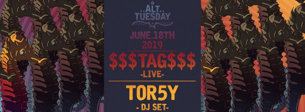 ALT Tuesday ft. TAG / DJ Tor5y @ Cairo Jazz Club