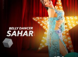Sahar Samara Sahar - Belly Dancer / DJ Sary @ 24K Lounge