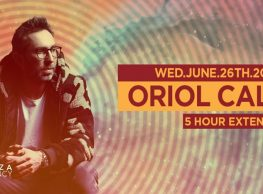 DJ Oriol Calvo @ Cairo Jazz Club