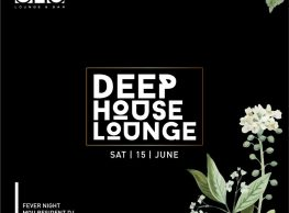 Deep House Lounge / Fever Night ft. MOU - Resident DJ @ Stage One Bar & Lounge