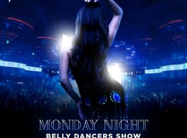 Monday Night ft. Belly Dancers Show / DJ Kajo @ Gŭ Lounge