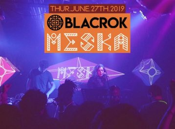 DJs BlacRok / MESKA @ Cairo Jazz Club