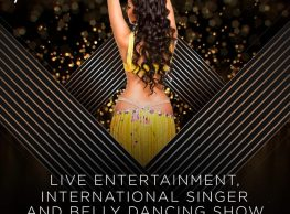 Live Entertainment / International Singer / Belly Dancing Show @ Gŭ Lounge