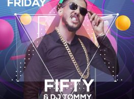 Special Friday ft. DJs Fifty & Tommy @ 24K Lounge