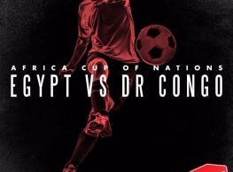 AFCON 2019 - Africa Cup of Nations 'Egypt vs DR Congo' @ The Tap Maadi