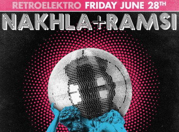 Retro Elektro ft. DJs Nakhla & Ramsi Lehner @ The Tap Maadi