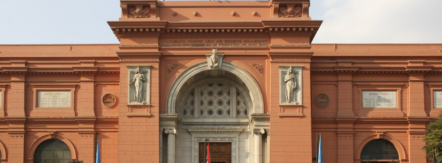 The Egyptian Museum in Tahrir to Get a Complete Revamp