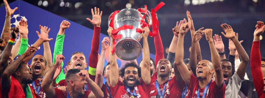 WATCH: Mo Salah Becomes the First Egyptian in History to Score in a UEFA Final, and Here's What He Had to Say