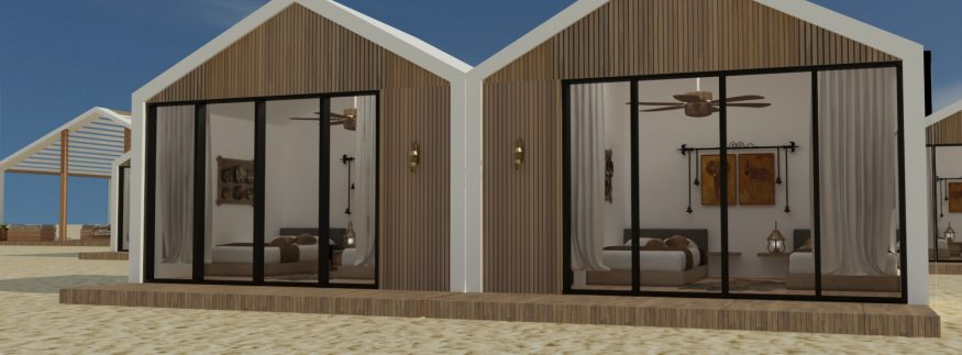 White Bay's Nirvana Huts: Where Simplicity and Luxury Meet