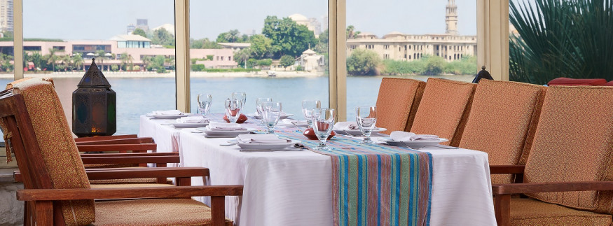 Nubian Heritage Comes With a Middle Eastern Twist at Grand Nile Tower's Nubian Village