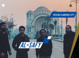 Al Safy at ROOM Art Space Garden City