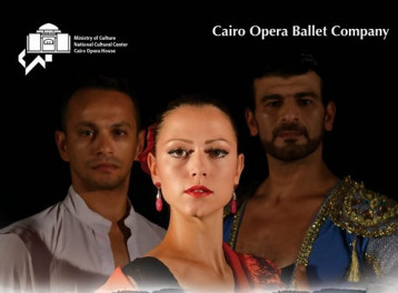'Carmen' & 'Tango' Ballets at Cairo Opera House