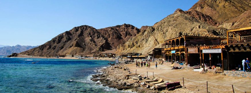 National Geographic Lists Dahab's Coastline Among the Top in the Middle East