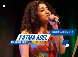 Fatma Adel at ROOM Art Space Garden City