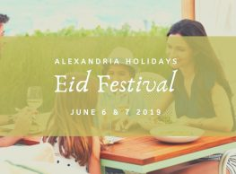 Eid Festival at Four Seasons Hotel Alexandria at San Stefano