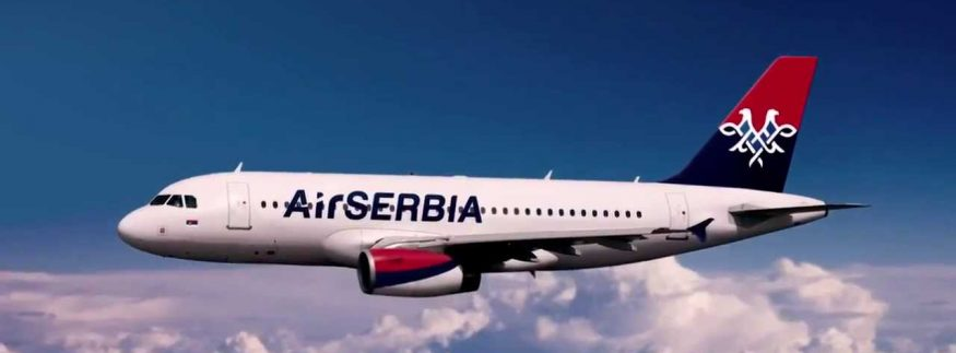 For the First Time in 13 Years, a Serbian Flight Lands in Cairo International Airport