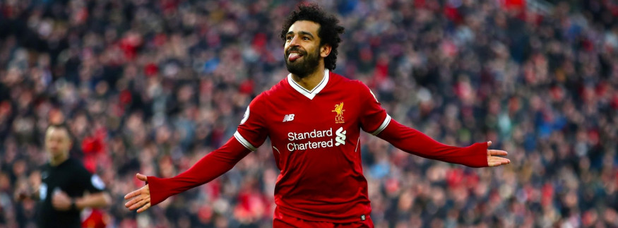 Mohamed Salah Among 2019's Highest-Paid Athletes in the World