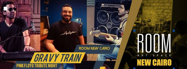 Gravy Train at ROOM Art Space New Cairo