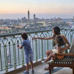 Four Seasons Hotel Cairo at Nile Plaza Is Where You Need to Head This Eid!