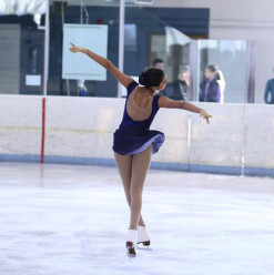 Egypt Held Its First Ever National Figure Skating Championship!