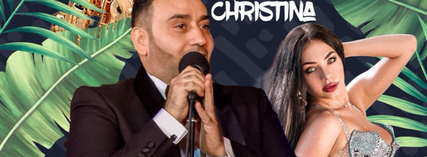 Maged El Kassem / Christina – Belly Dancer / Saxophonist Show / Resident DJ @ Gŭ Lounge
