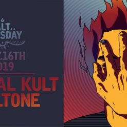Alt Tuesday ft. Mineral Kult / Fulltone @ Cairo Jazz Club