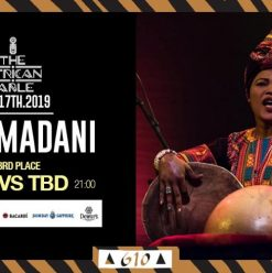 The African Table ft. Asia Madani @ Cairo Jazz Club 610