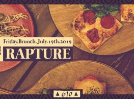Friday Brunch ft. Rapture Band @ Cairo Jazz Club 610
