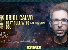 DJ Oriol Calvo / Beat FULL w 10 (Live Drum Show) / Dou @ Cairo Jazz Club 610
