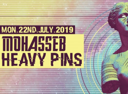DJs Mohasseb / Heavy Pins @ Cairo Jazz Club