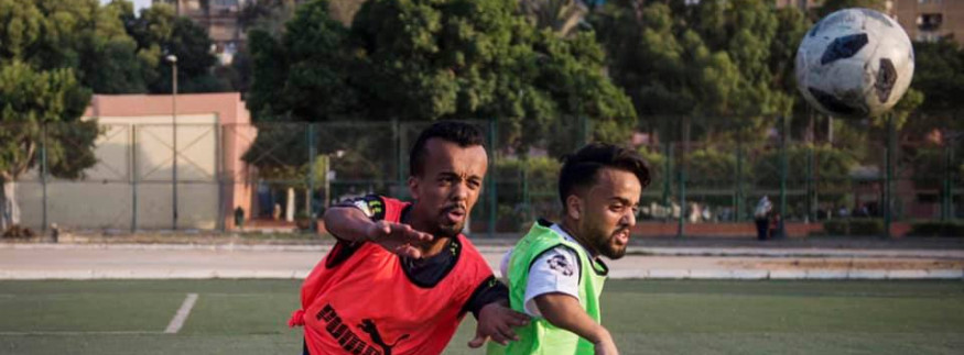 Introducing Egypt's Very First Dwarfs Football Team