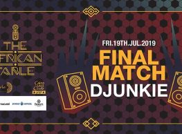 Final Match AFCON 2019 ft. Djunkie @ Cairo Jazz Club 610