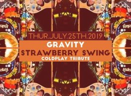 Thursday Night Live ft. Gravity / Strawberry Swing (Coldplay Tribute) @ Cairo Jazz Club