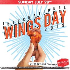 International Wings Day @ The Tap Maadi