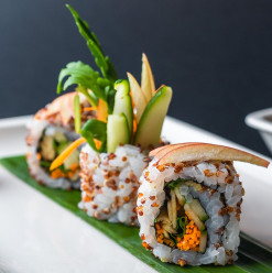 For the Love of Sushi: Conrad Cairo's Sushi Festival at Kamala Is Where Every Sushi Lover Should Head
