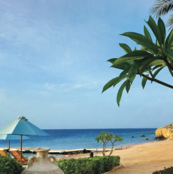 Four Seasons Resort Sharm El Sheikh's Unique Itinerary Will Satisfy Your Adventurous Side
